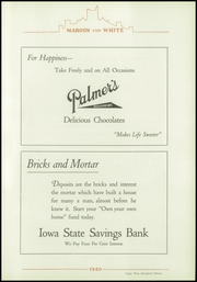 Page 217, 1920 Edition, Central High School - Maroon and White Yearbook (Sioux City, IA) online yearbook collection