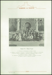 Page 74, 1920 Edition, Central High School - Maroon and White Yearbook (Sioux City, IA) online yearbook collection