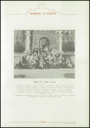 Page 75, 1920 Edition, Central High School - Maroon and White Yearbook (Sioux City, IA) online yearbook collection