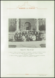 Page 77, 1920 Edition, Central High School - Maroon and White Yearbook (Sioux City, IA) online yearbook collection