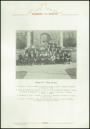 Page 78, 1920 Edition, Central High School - Maroon and White Yearbook (Sioux City, IA) online yearbook collection