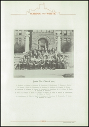 Page 85, 1920 Edition, Central High School - Maroon and White Yearbook (Sioux City, IA) online yearbook collection