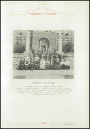 Page 87, 1920 Edition, Central High School - Maroon and White Yearbook (Sioux City, IA) online yearbook collection