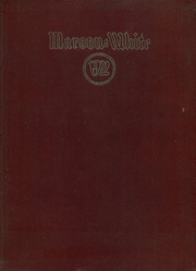 Central High School - Maroon and White Yearbook (Sioux City, IA) online yearbook collection, 1922 Edition, Page 1