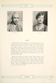 Page 25, 1931 Edition, Central High School - Maroon and White Yearbook (Sioux City, IA) online yearbook collection
