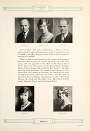 Page 29, 1931 Edition, Central High School - Maroon and White Yearbook (Sioux City, IA) online yearbook collection