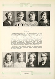 Page 30, 1931 Edition, Central High School - Maroon and White Yearbook (Sioux City, IA) online yearbook collection