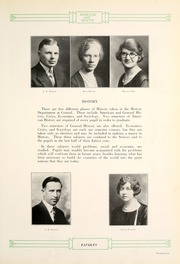 Page 31, 1931 Edition, Central High School - Maroon and White Yearbook (Sioux City, IA) online yearbook collection