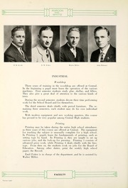 Page 32, 1931 Edition, Central High School - Maroon and White Yearbook (Sioux City, IA) online yearbook collection