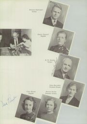 Page 15, 1942 Edition, Central High School - Maroon and White Yearbook (Sioux City, IA) online yearbook collection