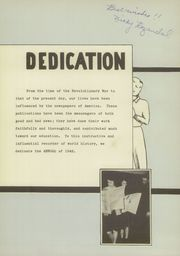 Page 7, 1942 Edition, Central High School - Maroon and White Yearbook (Sioux City, IA) online yearbook collection