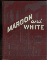 1944 Edition, Central High School - Maroon and White Yearbook (Sioux City, IA)
