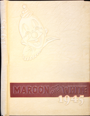 1945 Edition, Central High School - Maroon and White Yearbook (Sioux City, IA)