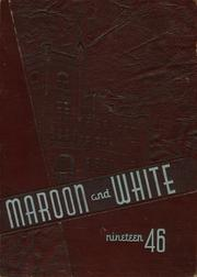 Page 1, 1946 Edition, Central High School - Maroon and White Yearbook (Sioux City, IA) online yearbook collection