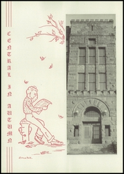 Page 12, 1946 Edition, Central High School - Maroon and White Yearbook (Sioux City, IA) online yearbook collection