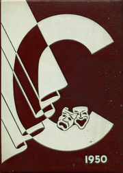 1950 Edition, Central High School - Maroon and White Yearbook (Sioux City, IA)