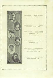 Page 13, 1924 Edition, Mount Pleasant High School - Tattler Yearbook (Mount Pleasant, IA) online yearbook collection