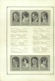Page 16, 1924 Edition, Mount Pleasant High School - Tattler Yearbook (Mount Pleasant, IA) online yearbook collection