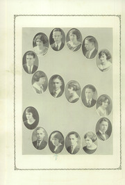 Page 8, 1924 Edition, Mount Pleasant High School - Tattler Yearbook (Mount Pleasant, IA) online yearbook collection