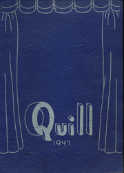 1947 Edition, Marion High School - Quill Yearbook (Marion, IA)