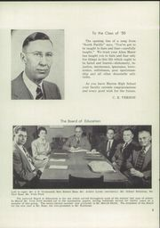 Page 13, 1950 Edition, Marion High School - Quill Yearbook (Marion, IA) online yearbook collection