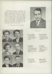 Page 14, 1950 Edition, Marion High School - Quill Yearbook (Marion, IA) online yearbook collection