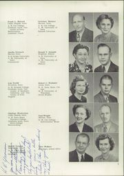 Page 15, 1950 Edition, Marion High School - Quill Yearbook (Marion, IA) online yearbook collection