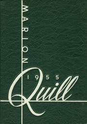 1955 Edition, Marion High School - Quill Yearbook (Marion, IA)