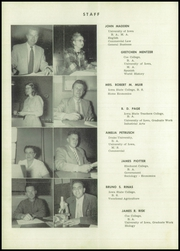 Page 12, 1955 Edition, Marion High School - Quill Yearbook (Marion, IA) online yearbook collection