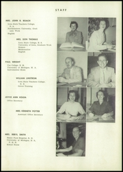 Page 13, 1955 Edition, Marion High School - Quill Yearbook (Marion, IA) online yearbook collection