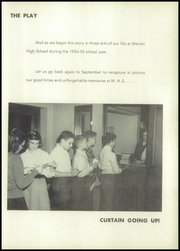 Page 15, 1955 Edition, Marion High School - Quill Yearbook (Marion, IA) online yearbook collection