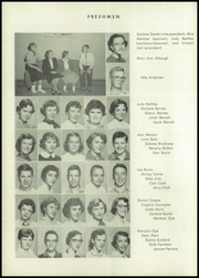 Page 16, 1955 Edition, Marion High School - Quill Yearbook (Marion, IA) online yearbook collection