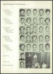 Page 17, 1955 Edition, Marion High School - Quill Yearbook (Marion, IA) online yearbook collection