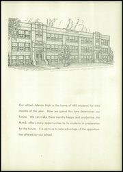 Page 5, 1955 Edition, Marion High School - Quill Yearbook (Marion, IA) online yearbook collection