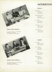 Page 16, 1959 Edition, Marion High School - Quill Yearbook (Marion, IA) online yearbook collection