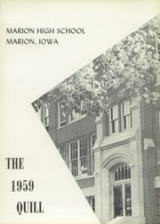 Page 5, 1959 Edition, Marion High School - Quill Yearbook (Marion, IA) online yearbook collection