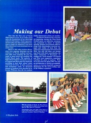 Page 14, 1986 Edition, North High School - Norwica Yearbook (Davenport, IA) online yearbook collection