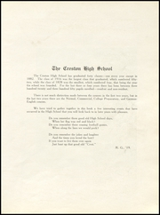 Page 13, 1918 Edition, Creston High School - Crest Yearbook (Creston, IA) online yearbook collection