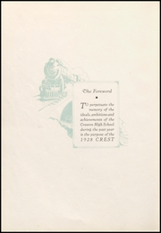 Page 14, 1928 Edition, Creston High School - Crest Yearbook (Creston, IA) online yearbook collection