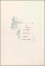 Page 16, 1928 Edition, Creston High School - Crest Yearbook (Creston, IA) online yearbook collection