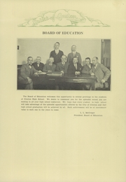Page 13, 1929 Edition, Creston High School - Crest Yearbook (Creston, IA) online yearbook collection