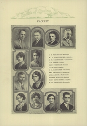 Page 14, 1929 Edition, Creston High School - Crest Yearbook (Creston, IA) online yearbook collection
