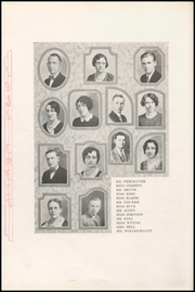 Page 14, 1931 Edition, Creston High School - Crest Yearbook (Creston, IA) online yearbook collection