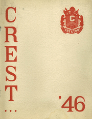 Creston High School - Crest Yearbook (Creston, IA) online yearbook collection, 1946 Edition, Page 1