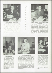 Page 11, 1950 Edition, Creston High School - Crest Yearbook (Creston, IA) online yearbook collection