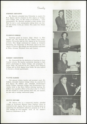 Page 12, 1950 Edition, Creston High School - Crest Yearbook (Creston, IA) online yearbook collection