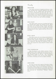 Page 13, 1950 Edition, Creston High School - Crest Yearbook (Creston, IA) online yearbook collection