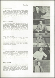 Page 14, 1950 Edition, Creston High School - Crest Yearbook (Creston, IA) online yearbook collection