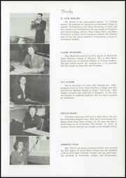 Page 15, 1950 Edition, Creston High School - Crest Yearbook (Creston, IA) online yearbook collection