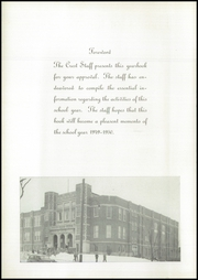 Page 6, 1950 Edition, Creston High School - Crest Yearbook (Creston, IA) online yearbook collection